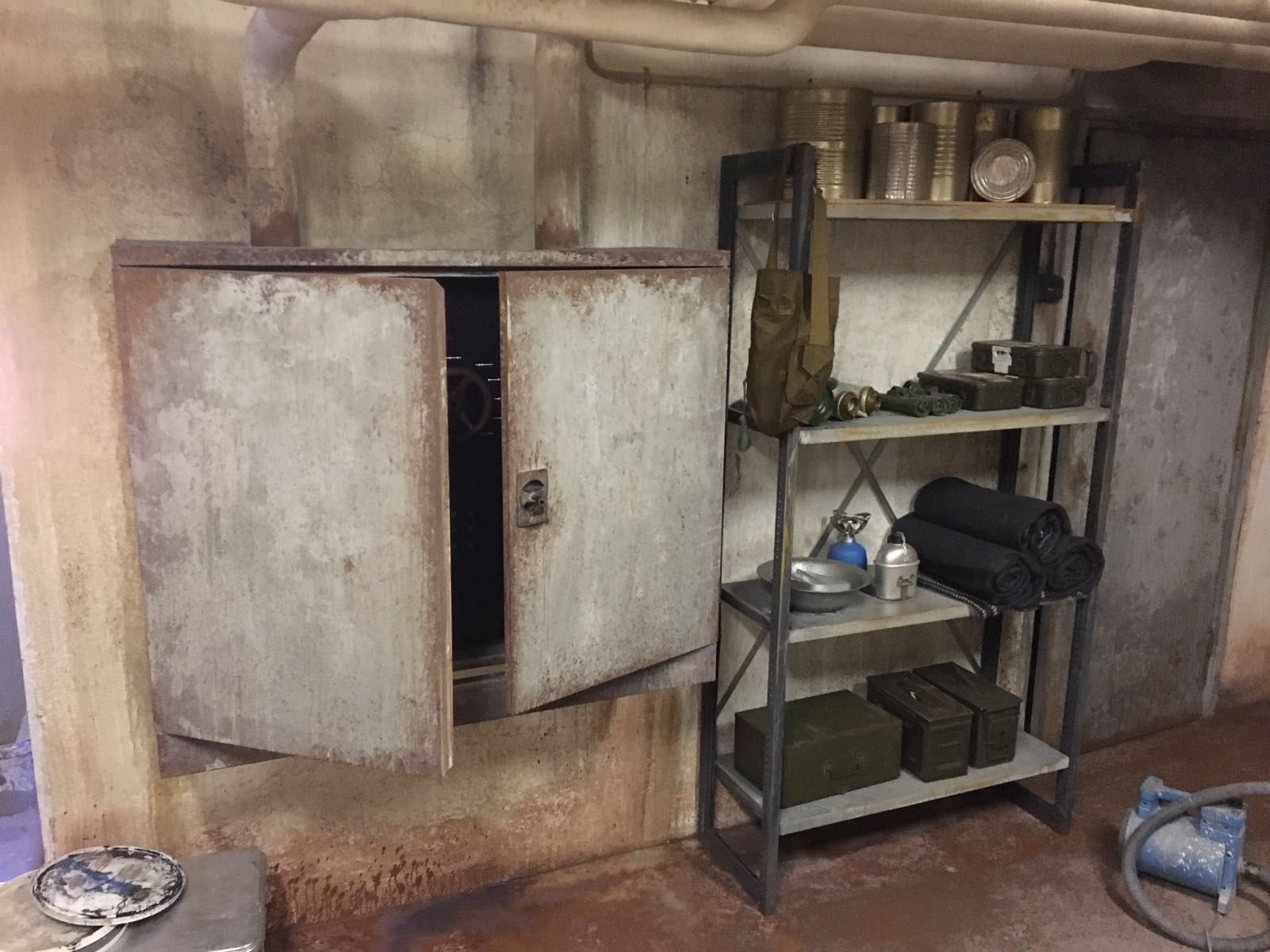 escaperoom bunker