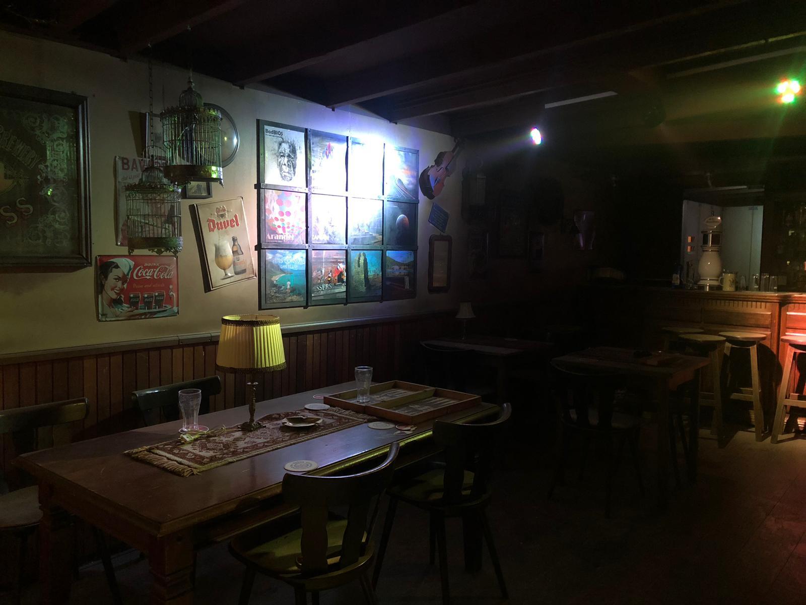 escaperoom bar