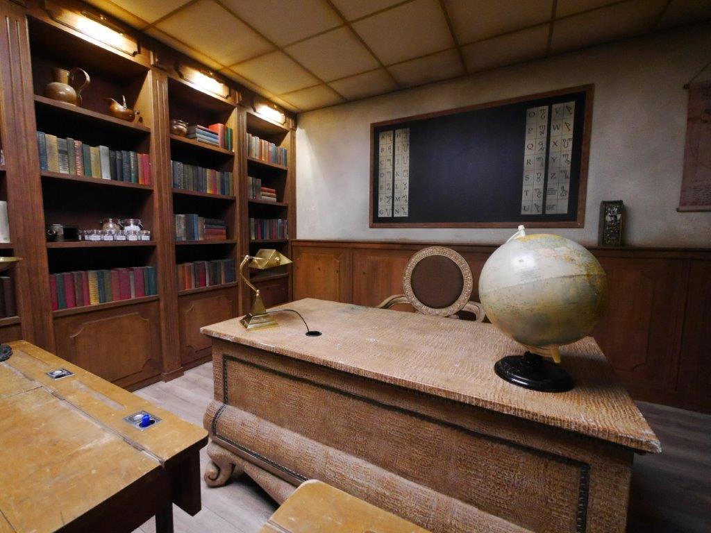 escaperoom klaslokaal