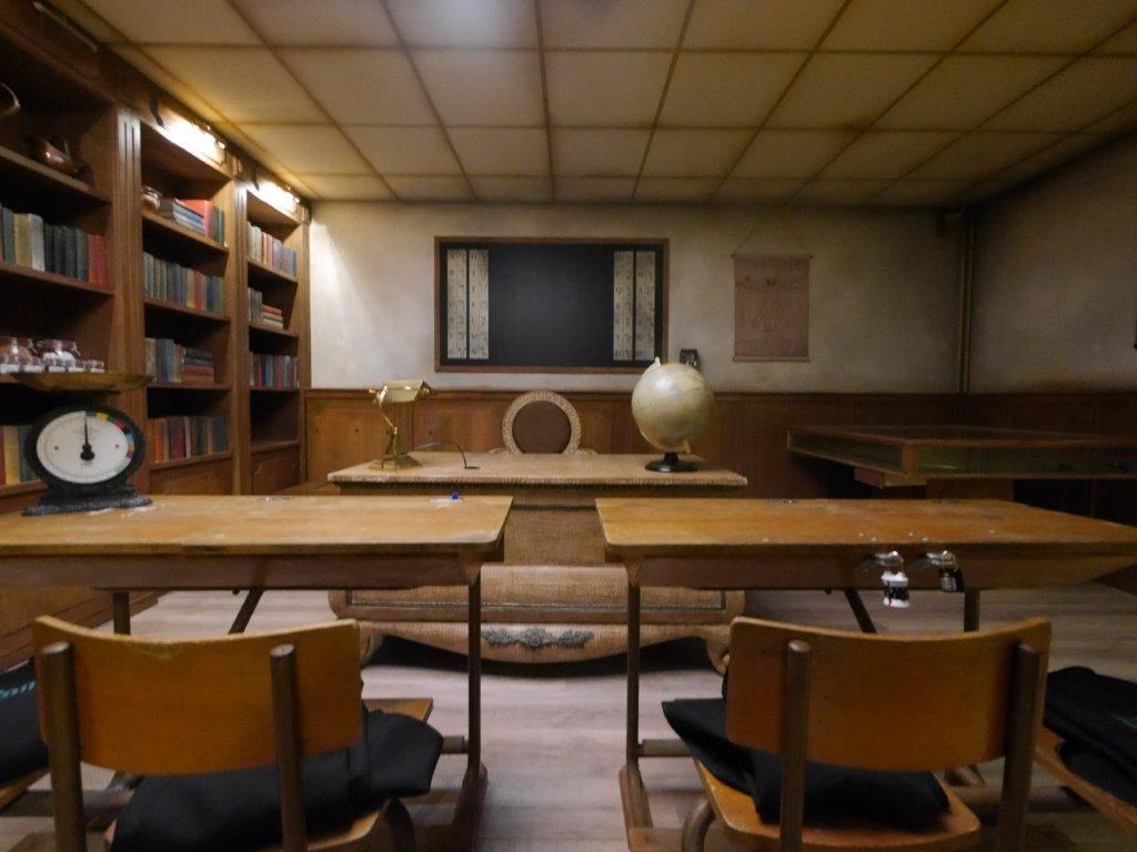 escaperoom klaslokaal2