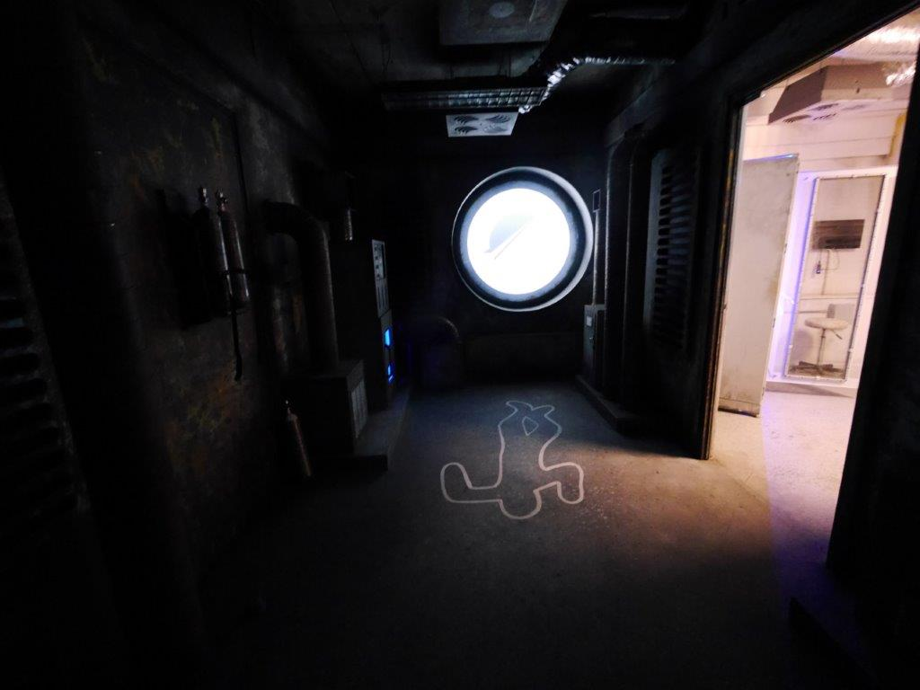 escaperoom spacelab1